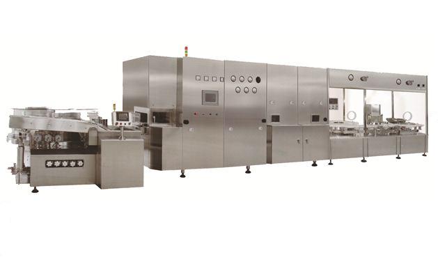 Оборудование и линии розлива химии, моторных масел